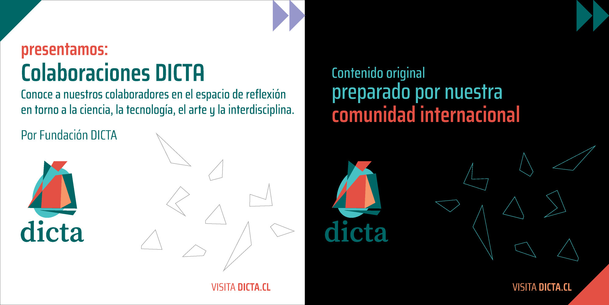 Presentamos Colaboraciones DICTA